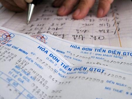 HN: Sẽ thanh toán tiền điện bằng hoá đơn điện tử 2015 - 1