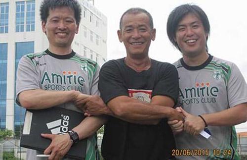 Mong TP.HCM có một đội bóng tử tế - 1