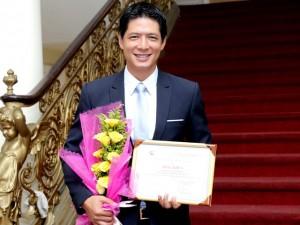 Bình Minh nhận chức Phó chủ tịch Hội Điện ảnh TPHCM