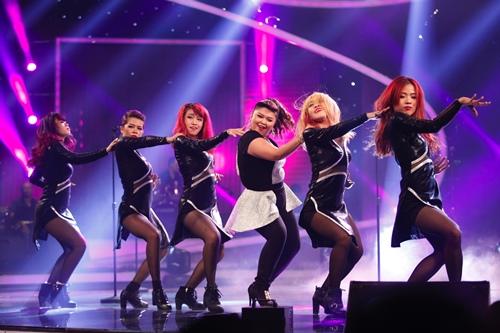 """""""Ma cà rồng"""" cá tính bất ngờ bị loại khỏi Vietnam Idol - 4"""