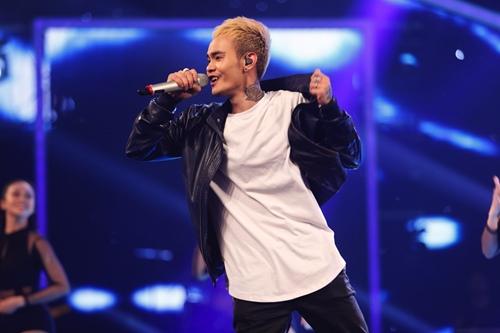 """""""Ma cà rồng"""" cá tính bất ngờ bị loại khỏi Vietnam Idol - 2"""