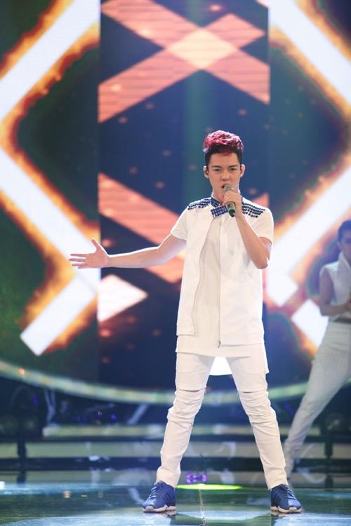 """""""Ma cà rồng"""" cá tính bất ngờ bị loại khỏi Vietnam Idol - 7"""