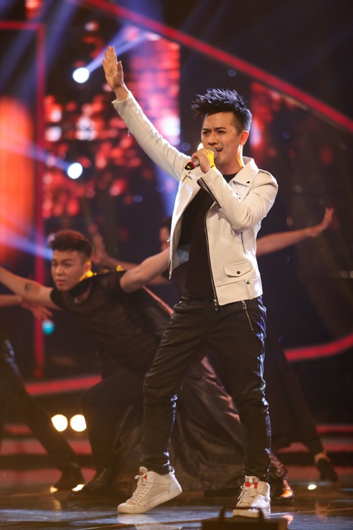 """""""Ma cà rồng"""" cá tính bất ngờ bị loại khỏi Vietnam Idol - 6"""