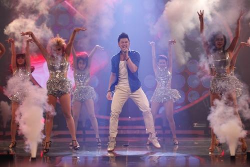 """""""Ma cà rồng"""" cá tính bất ngờ bị loại khỏi Vietnam Idol - 8"""