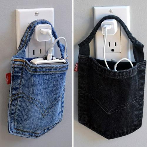 """1434935361 qrjh10 klbs 1001 cách """"tái chế"""" quần jeans cũ"""