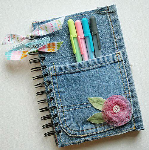 """1001 cách """"tái chế"""" quần jeans cũ - 10"""