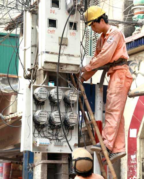 Tiền điện bỗng dưng tăng vọt - 1