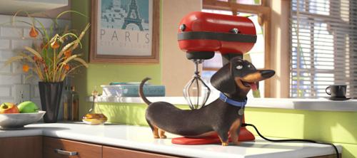 Khán giả phấn khích với trailer những chú thú cưng siêu quậy - 3