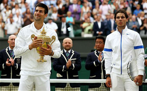 """Nadal và """"núi khó khăn"""" tại Wimbledon 2015 - 2"""