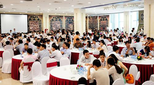 Gần 100 giao dịch thành công tại Tòa T2 Thăng Long Victory - 1