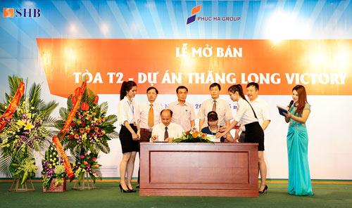 Gần 100 giao dịch thành công tại Tòa T2 Thăng Long Victory - 3