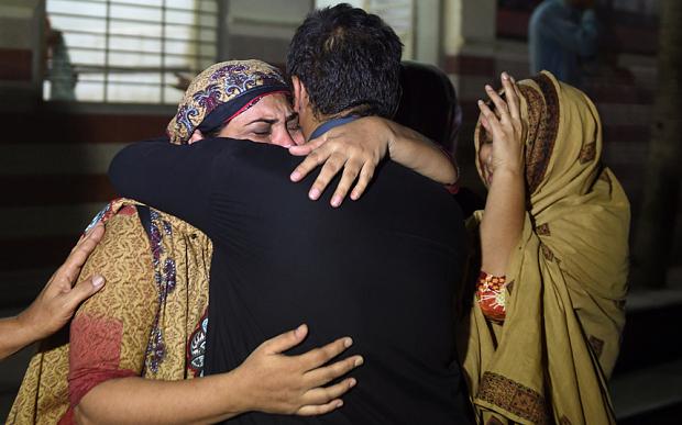 Nắng nóng như thiêu giết chết hơn 120 người ở Pakistan - 2