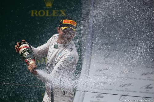 Austrian GP: Rosberg và Mercedes thống trị - 1