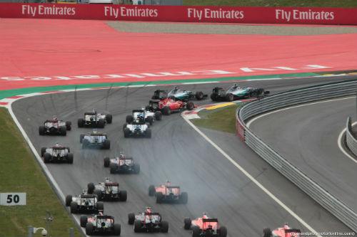 Austrian GP: Rosberg và Mercedes thống trị - 4