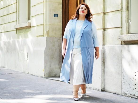 14 cách mặc giúp nàng mập bớt béo - 5