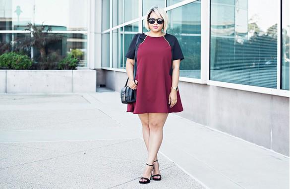 14 cách mặc giúp nàng mập bớt béo - 12