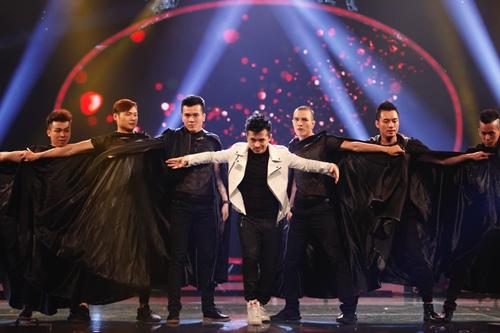 Những màn diễn ấn tượng của thí sinh Vietnam Idol tối 21.6 - 3