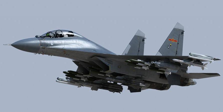 TQ sẽ dựa vào Su-35 để khống chế trên biển? - 1