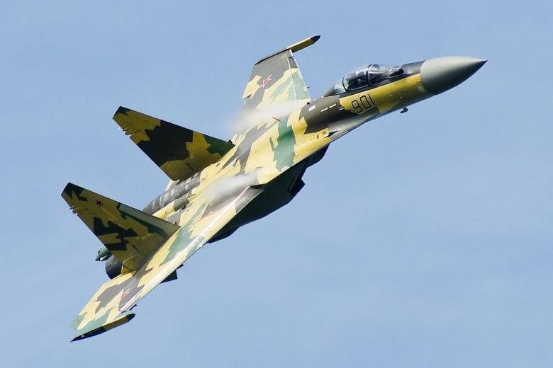 TQ sẽ dựa vào Su-35 để khống chế trên biển? - 2