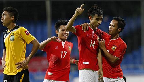U23 Lào cũng bị tố tham gia bán độ ở SEA Games - 1