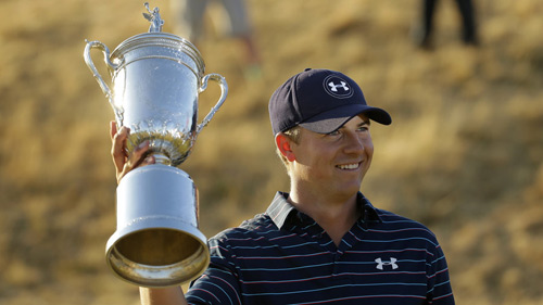 Golf 24/7: Jordan Spieth lại chinh phục major - 1