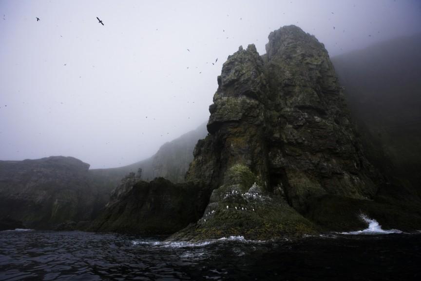"""Rùng mình trước 10 hòn đảo """"tử thần"""" trên thế giới - 4"""