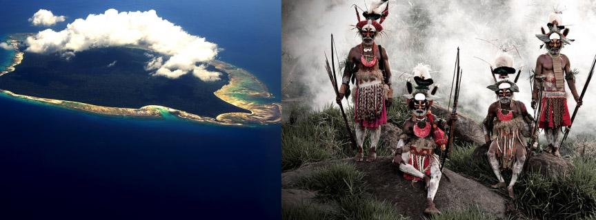 """Rùng mình trước 10 hòn đảo """"tử thần"""" trên thế giới - 7"""