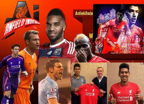 Liverpool: Mua, mua nữa, mua mãi - 1