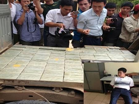 tàng keangnam bị bắt