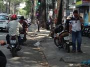 TPHCM: Một công an bị đâm chết gần BV Chợ Rẫy