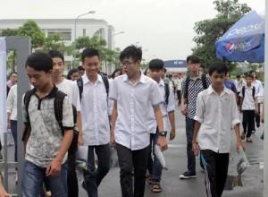 Hà Nội: Hạ điểm chuẩn vào lớp 10 trường THPT chuyên