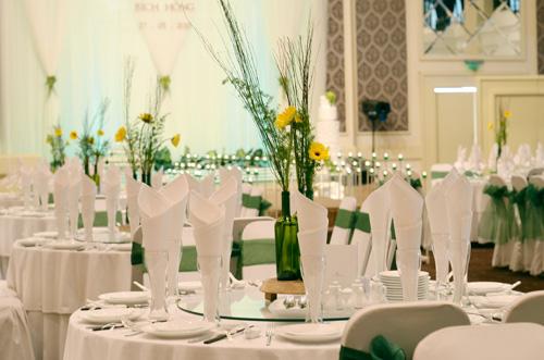 White Palace ưu đãi đặc biệt khi đặt tiệc cưới online - 5