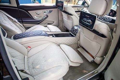 Đại gia Tuyên Quang mua siêu xe Maybach S600 khủng - 10