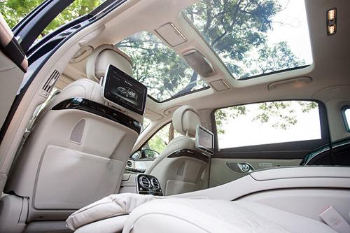 Đại gia Tuyên Quang mua siêu xe Maybach S600 khủng - 11