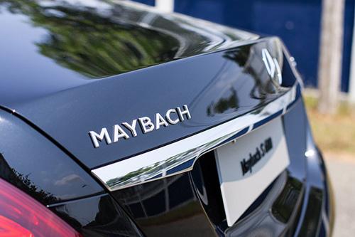 Đại gia Tuyên Quang mua siêu xe Maybach S600 khủng - 12