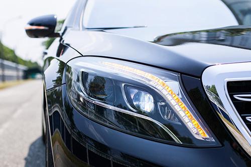 Đại gia Tuyên Quang mua siêu xe Maybach S600 khủng - 3