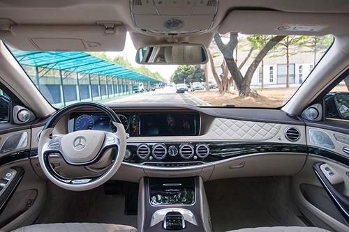 Đại gia Tuyên Quang mua siêu xe Maybach S600 khủng - 7