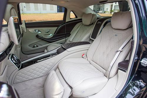 Đại gia Tuyên Quang mua siêu xe Maybach S600 khủng - 8