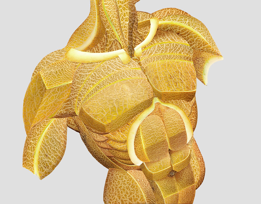 Kinh ngạc trước những body cơ bắp nhân tạo - 4