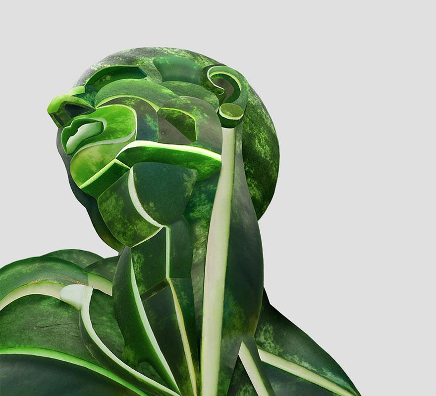 Kinh ngạc trước những body cơ bắp nhân tạo - 1