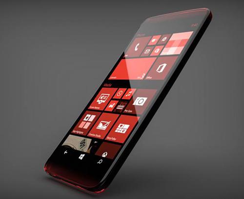 Lumia 940 XL màn hình 5,7 inch QHD, chạy Windows 10 - 2