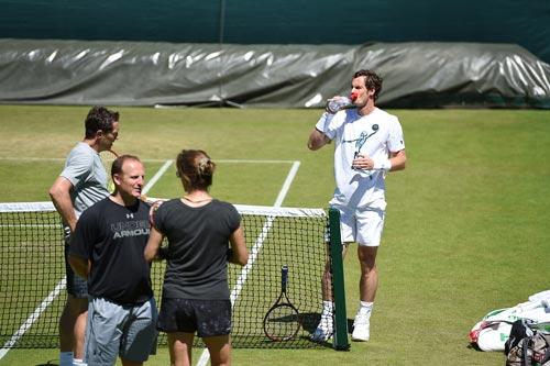 Wimbledon ngày 2: Cú sốc của mỹ nhân tennis - 3