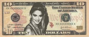 10 nữ nghệ sĩ được mong đợi sẽ xuất hiện trên tờ 10 USD