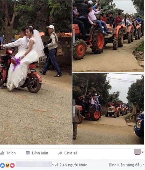 Những đám cưới ngôn tình nhất hệ mặt trời - 1
