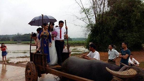 Những đám cưới ngôn tình nhất hệ mặt trời - 2