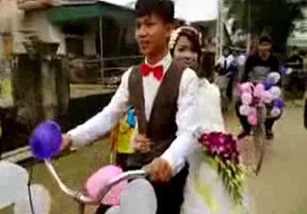 Những đám cưới ngôn tình nhất hệ mặt trời - 3