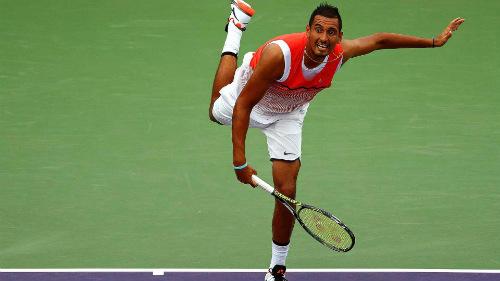 Miami Open ngày 9: Raonic gây thất vọng lớn - 2