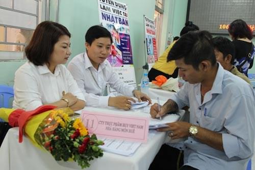 Các KCX-KCN TP HCM cần tuyển 3.300 lao động - 1