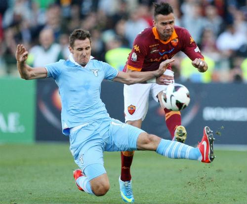 Serie A trước vòng 31: Thành Rome đỏ lửa - 1