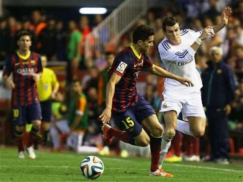 Real: Muốn hạ Barca, hãy điểm vào tử huyệt cánh trái - 2